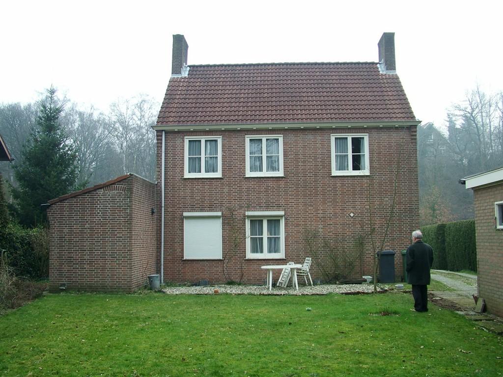 Verbouw vrijstaande woning
